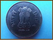 Индия 1 рупия 2002 г.