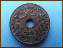 Нидерландская Индия 1 цент 1945 г.