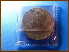 Великобритания 1 крона 1972 г.