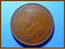 Австралия 1 пенни 1923 г.