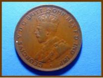 Австралия 1 пенни 1928 г.
