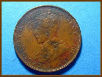 Австралия 1 пенни 1912 г.