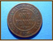 Австралия 1 пенни 1911 г.