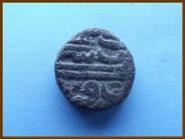 Индия. Султанат Мальва Махмуд бин Музафар шах. Фалус. 1555-1557гг.