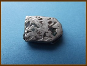 Индия. Империя Маурьев 1 каршапан 317-180 до н.э.Серебро