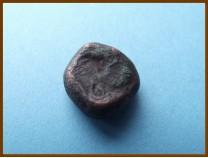 Индия. 2 касу Шиванганга 1736-1801 гг.