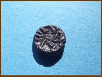 1/4 какини. Индия. Княжество Нагас. 340 н.э.