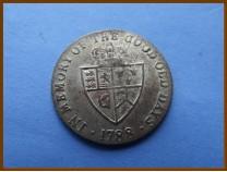 Великобритания жетон гинея 1788 г.