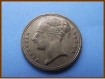 Великобритания жетон В Ганновер 1837 г.